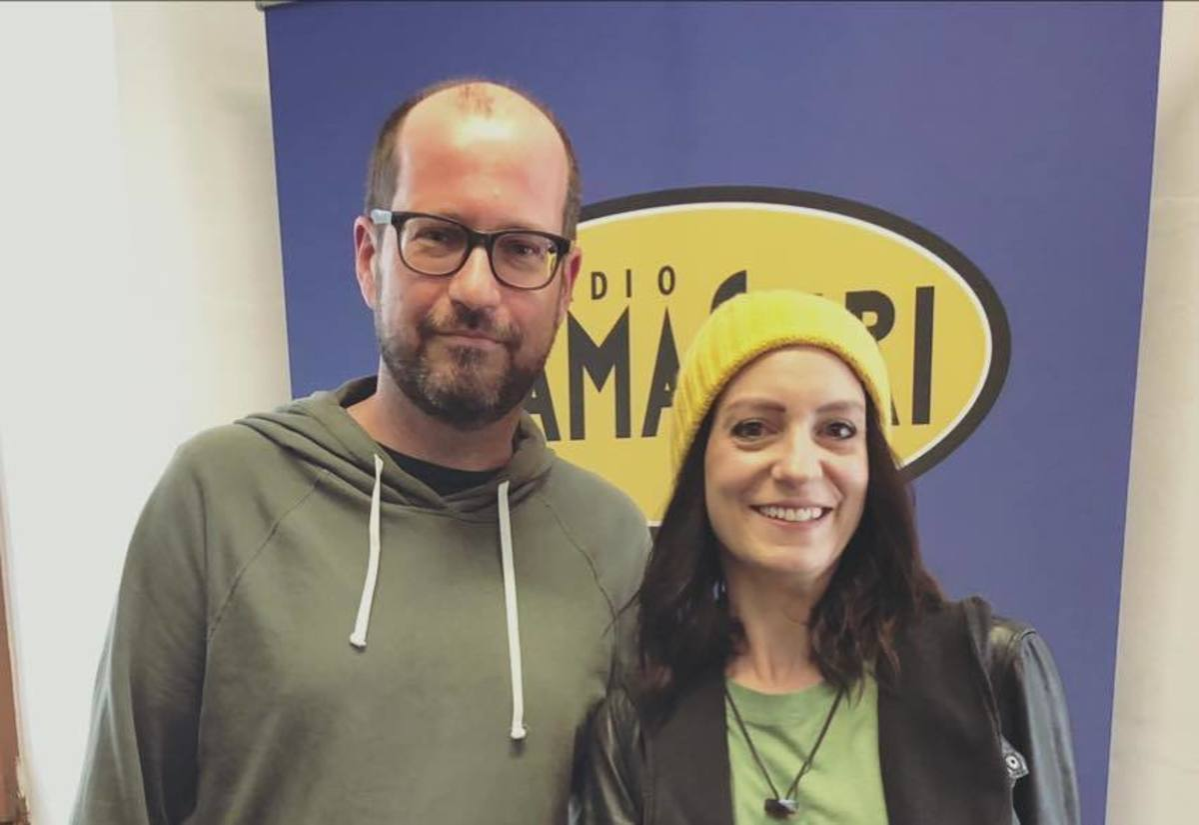 © Foto: Radio Ramasuri - Ramasuri Muntermacher Markus Pleyer und Tina Trummer