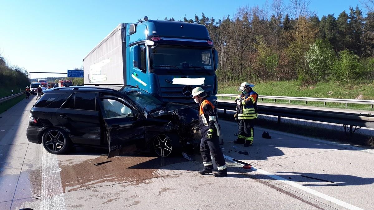 © Bild: Feuerwehr Landkreis Schwandorf