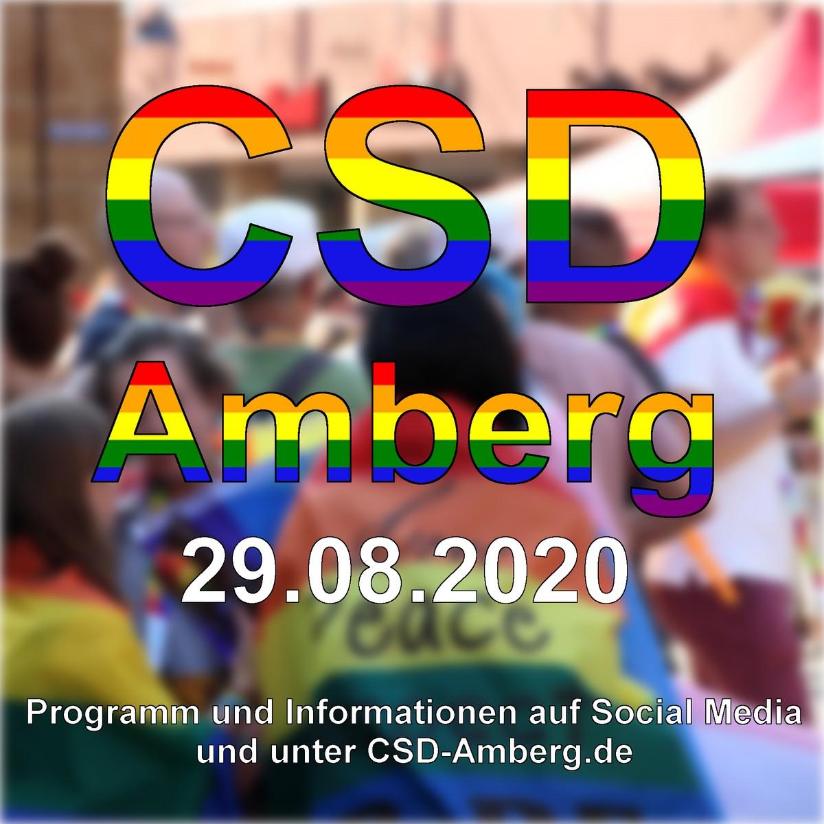 © Foto: Kunterbunt Amberg – Die Amberger Queere Jugendgruppe