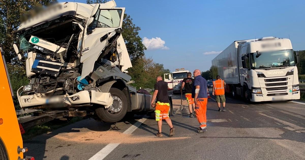 Unfall A3 Regensburg